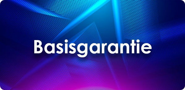 Basisgarantie description | NEOTONE Online Shop