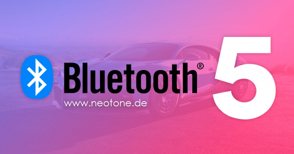 Bluetooth 5.0 | Neotone Online Shop