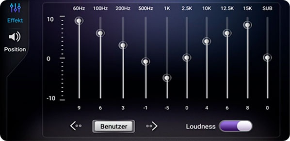 Equalizer description foto | NEOTONE Online Shop